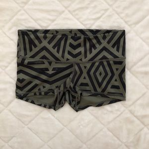 Lululemon Athletica Boogie Shorts